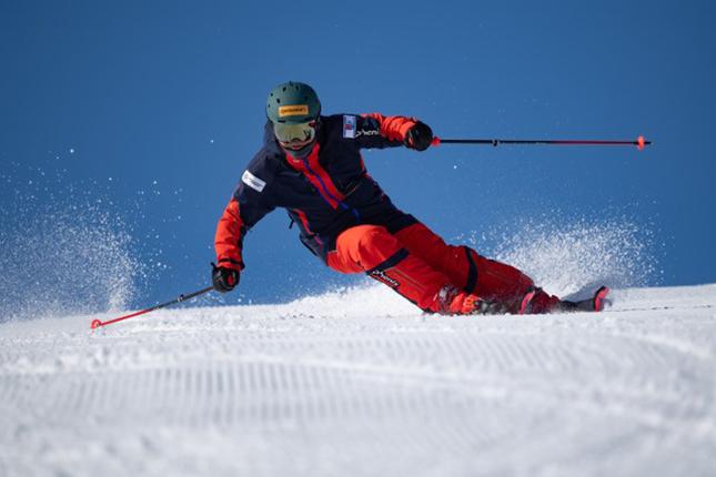スキーリーダー松沢 寿